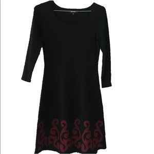 Nine West Black Dress